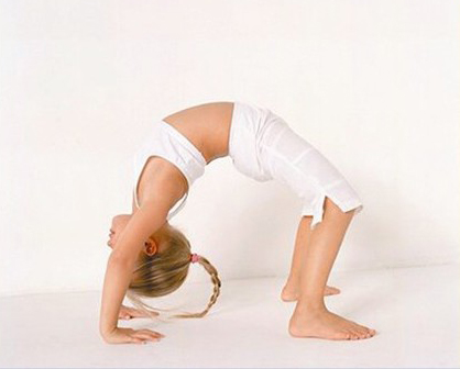 yoga posiciones: