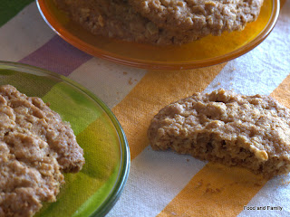 Ginger and oat cookie recipe