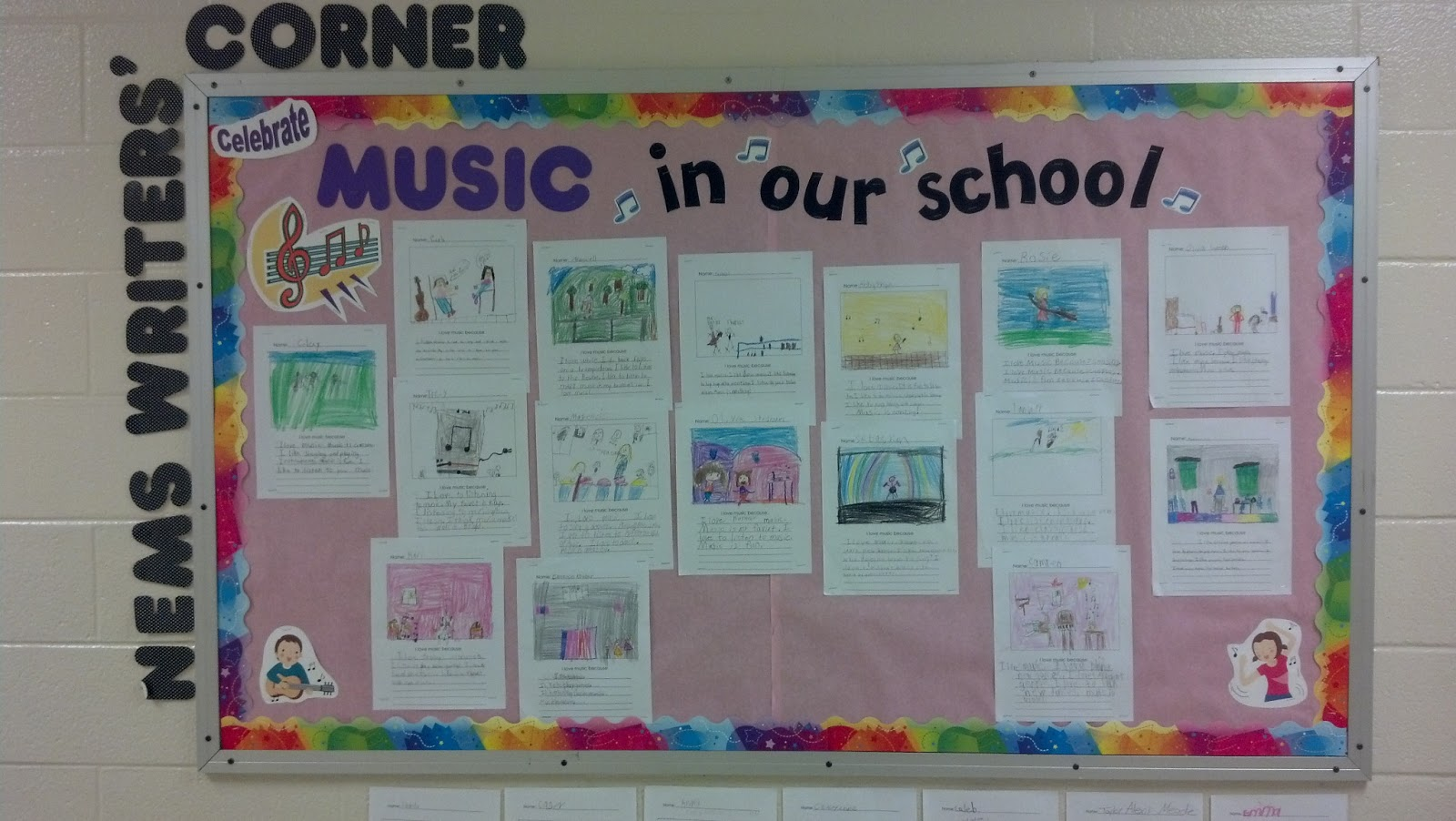 elementary days essay