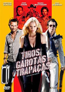 Tiros, Garotas e Trapaças - DVDRip Dual Áudio