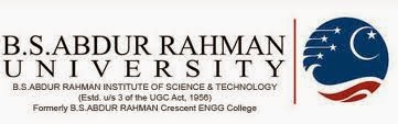 MUSLIM MANAGEMENT ENGINEERING COLLEGE IN CHENNAI