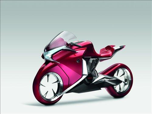 Honda V4 bike