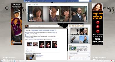 facebook look