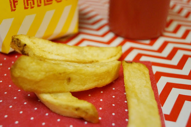 how to make crinkle cut fries at home