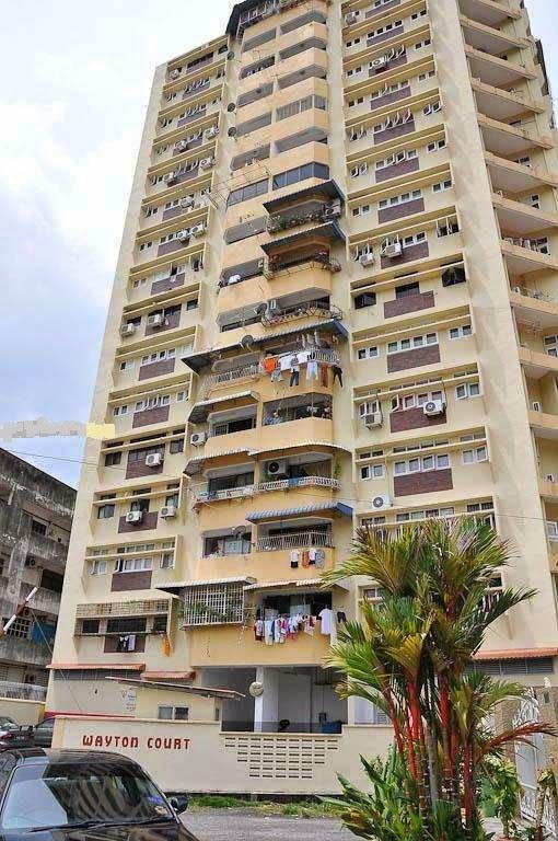 Apartemen Wayton Court Penang Lokasi Nya Berada Di Jalan Burma Pulau Tikus George Town Merupakan Didekat Rumah