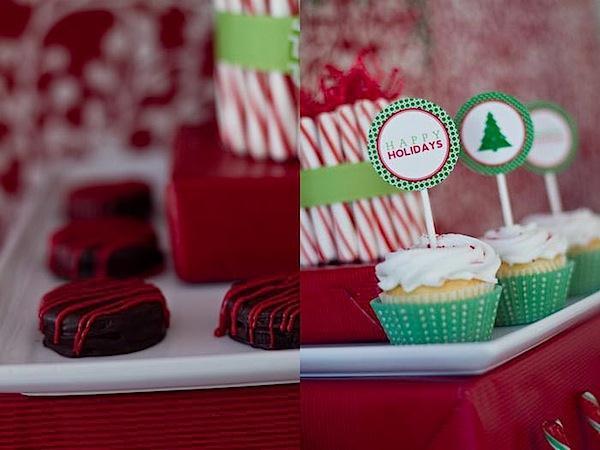 Dekorasi Clasik Natal Untuk Rumah anda dengan Warna Merah Hijau