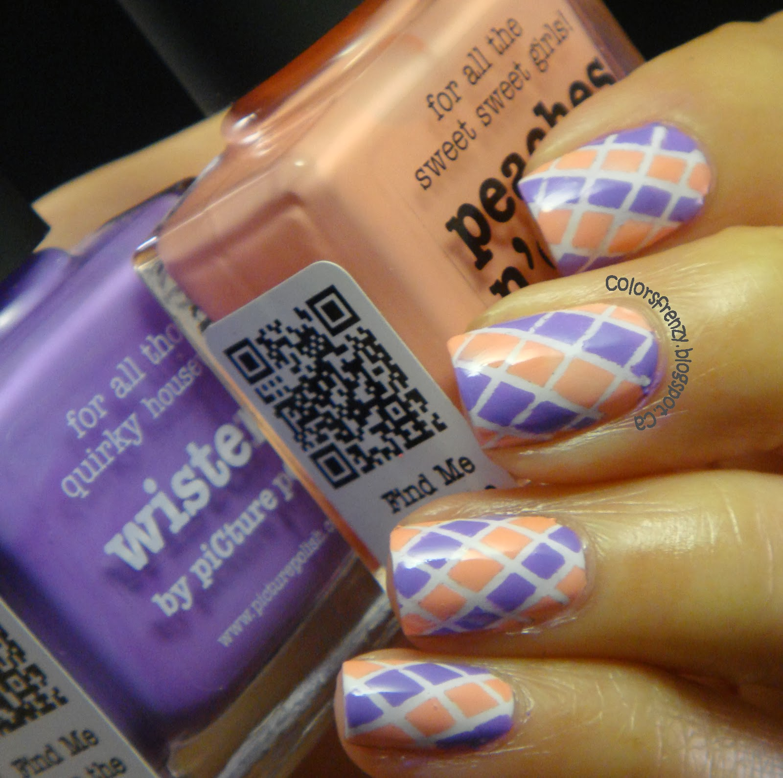 Colors Frenzy Picture Polish 9 Week Review And Nail Art 7