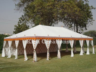 Lavish Indian Tent