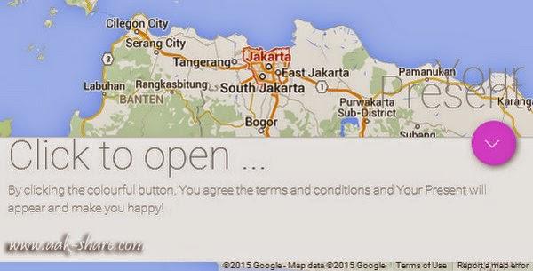 Cara Memasang Google Maps di Blog dengan jQuery