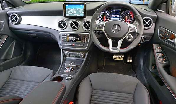 Bursa Mobil Di Indonesia Mobil All New Mercedes Benz Cla 45 Amg 2015
