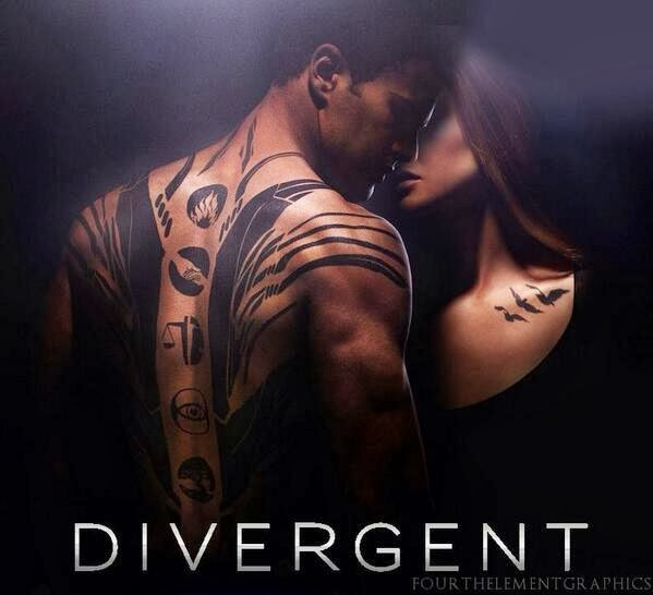 The Divergent Life: FIRST Official Divergent Movie Posters ...