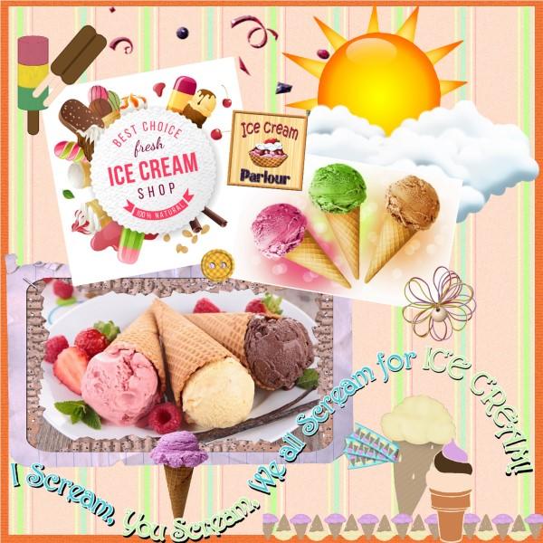 Sept.2016 Ice cream dreams