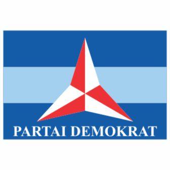 Logo Partai Demokrat format vector cdr