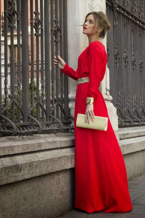 Latest Fashion Trends: Evening Elegant Women Dress Collection 2014