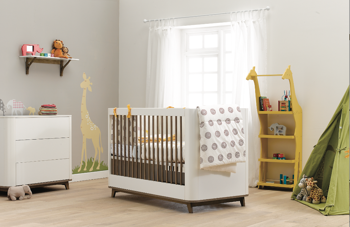 The TUSK for Mothercare nursery collection has arrived | V. I. BEDROOM
