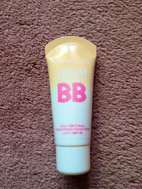 Maybelline Dream Freash BB Cream