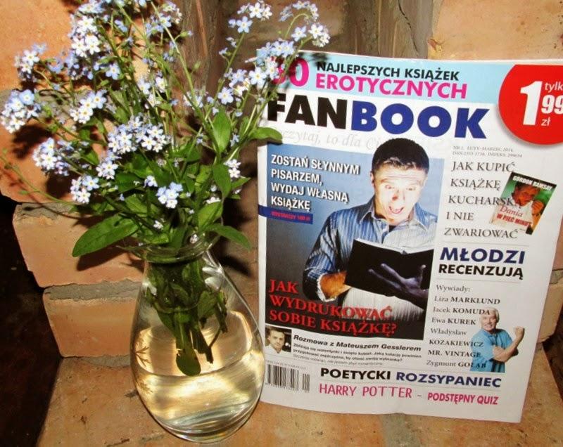 FANBOOK nr 1 (2), luty-marzec 2014