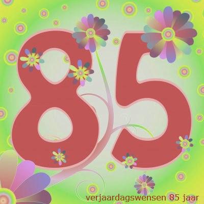 Verjaardagswensen Jaar Moppen Verjaardagswensen 85 Jaar
