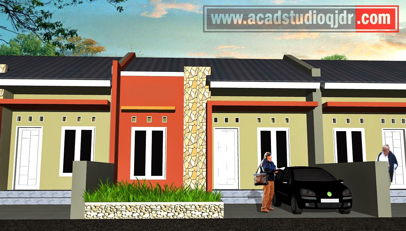 desain tipe perumahan bpk sri haryanto jasa desain rumah