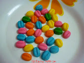 PROMOSI COKLAT RAYA - COLOURFUL MINI CHOC -