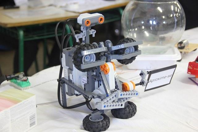 Governo realiza I Campeonato de Robótica