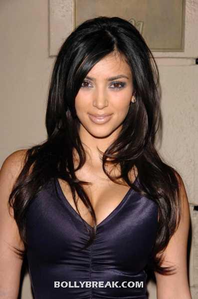 kim kardashian hairstyle - (2) - kim kardashian Bigg Boss 6 Contestant Pics