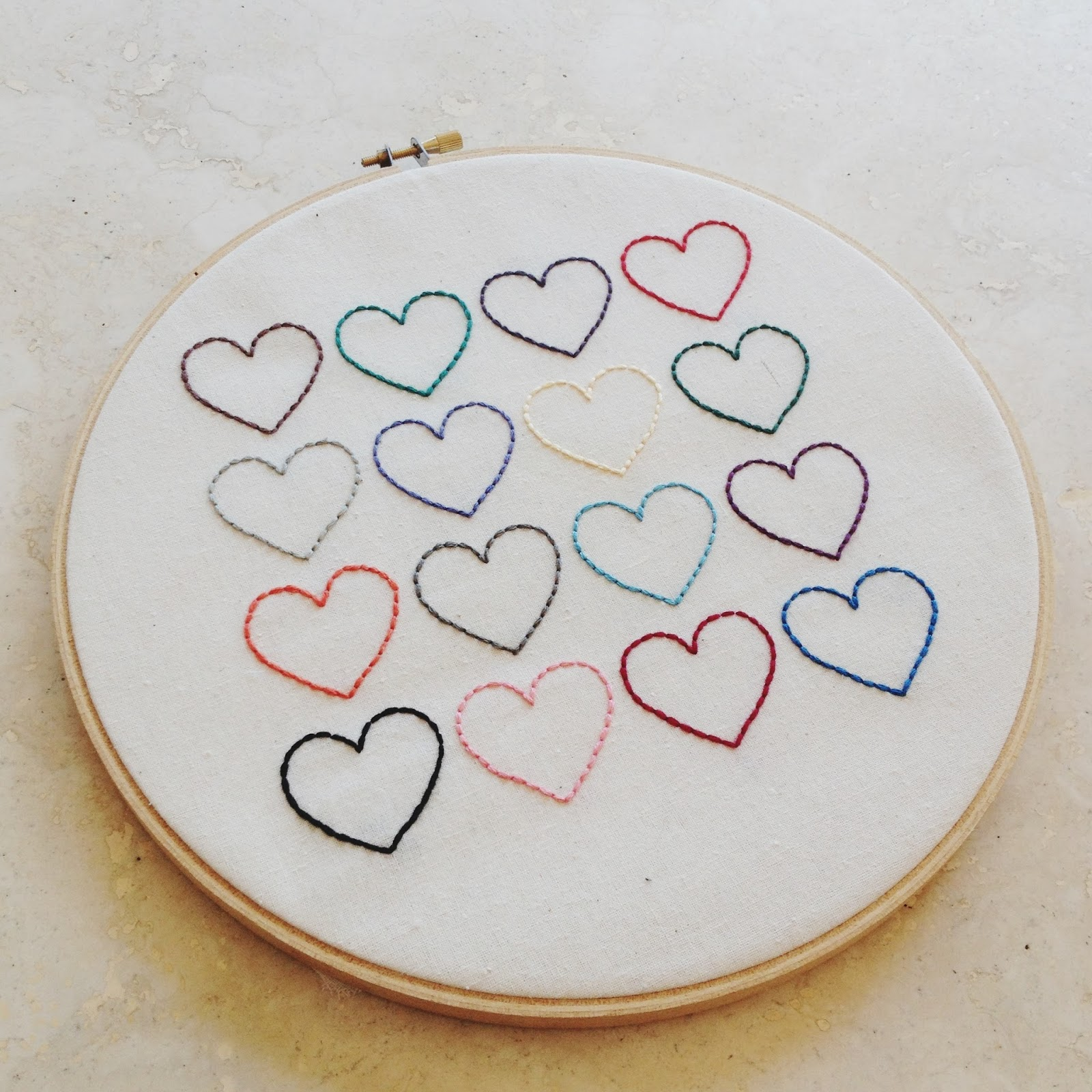 Diy heart embroidery wall hanging yellow dandy transfer embroidery patterns or images onto your fabric it would go perfectly is a kids bedroom or as a part a collage of prints and pictures on your dt1010fo