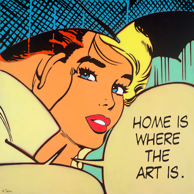 Home is where the Art is copy