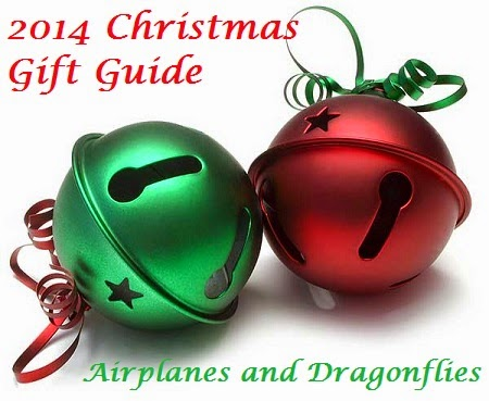 Apply Today To Be Featured In The 2014 Airplanes and Dragonflies Christmas Gift Guide