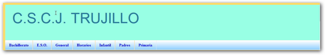 NUEVO BLOG DEL COLEGIO