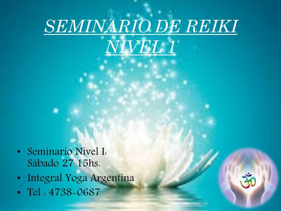 seminario reiki
