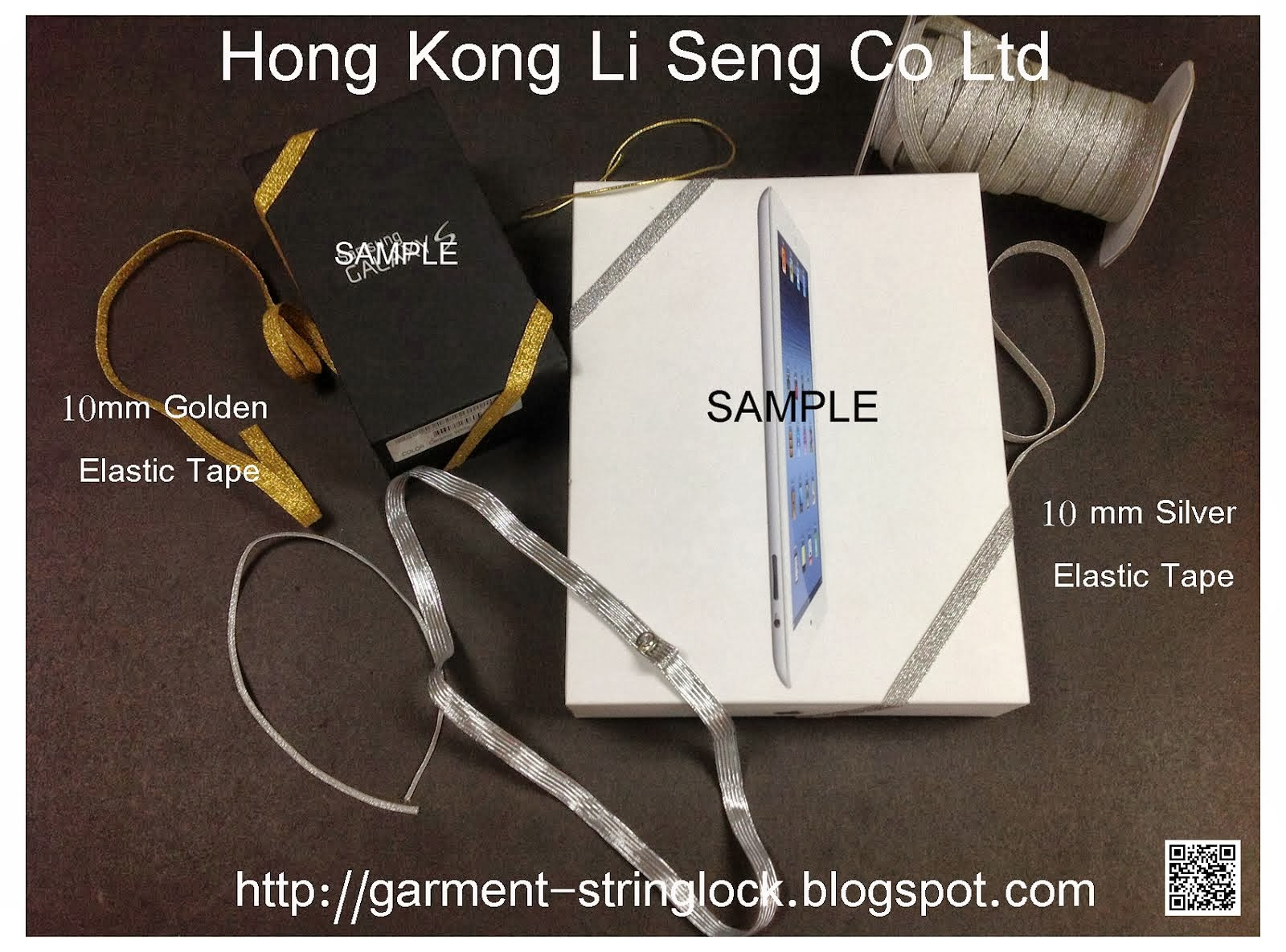 Gift Packing Elastic Tape Ribbon Bow Manufacturer Wholesale Supplier Hong Kong Li Seng Co Ltd
