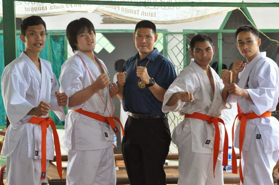 West Java Kyokushin Tournament 2013