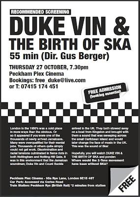 Duke Vin film poster