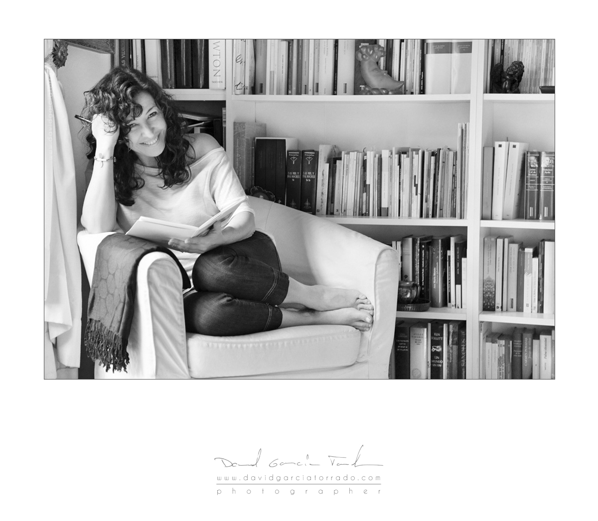 Cecilia Quílez 2012 Madrid | Poet | David García Torrado. International photographer, Asturias, Madrid, Munich.