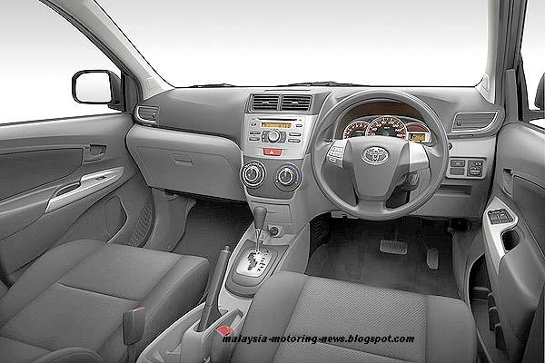 Avanza Veloz Instrument Panel Avanza Veloz Cabin The Brochure Of