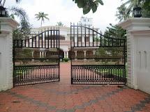 Modern Entrance Gate Design