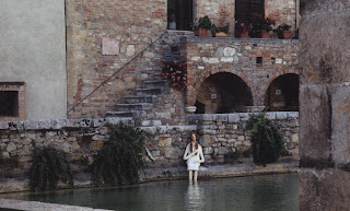 Du 39 chiacchiere a montepulciano santa caterina da siena e 39 in vasca a bagno vignoni - Distanza da siena a bagno vignoni ...