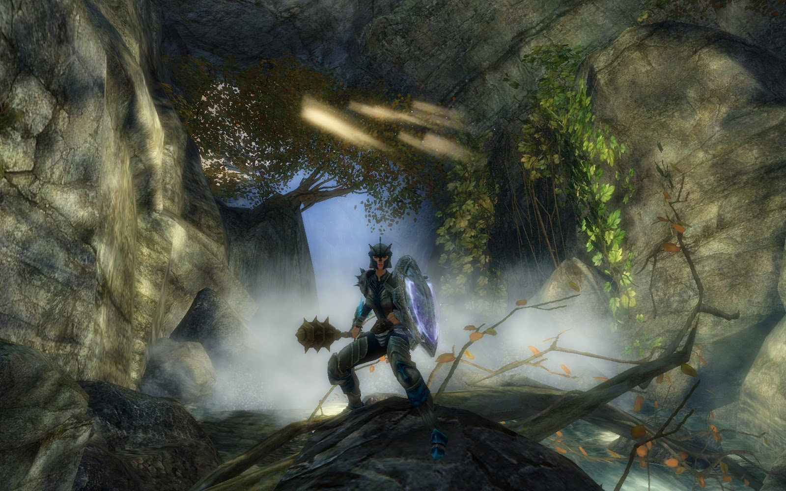 Of Course I'll Play It: Guild Wars 2 - A Look at the Guardian
