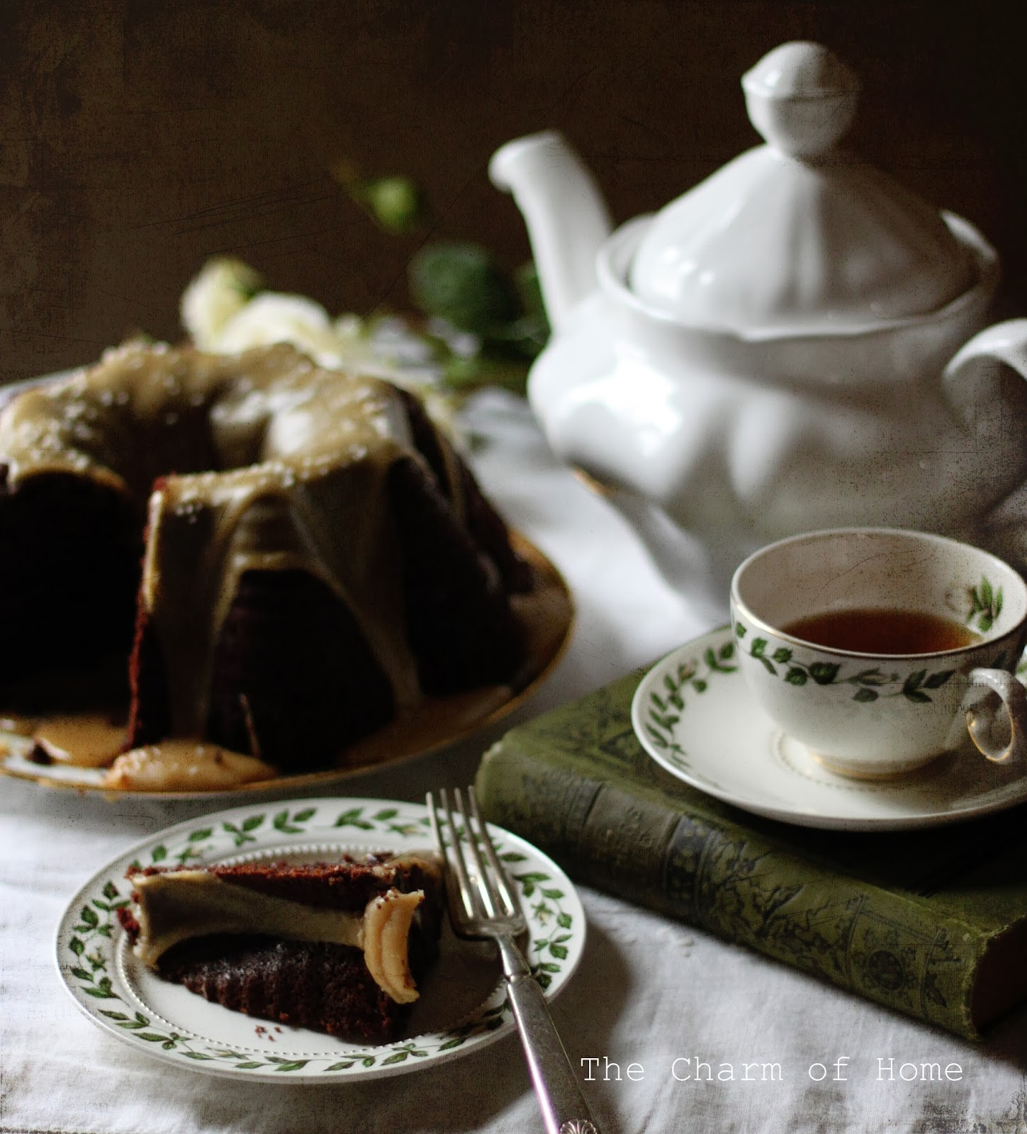 Guinness Cake Tea: The Charm of Home