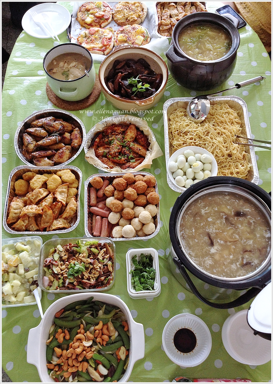 Cuisine paradise singapore food blog recipes reviews and this year mum and i decided to do a combined new year lunch gathering to invite our relatives over for a festive lunch we hope to take this opportunity to forumfinder Choice Image