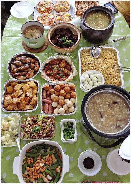 Chinese Buffet Cake Recipe