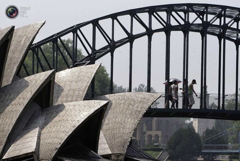 Replika Sidney Harbour Bridge