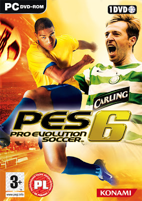Free Download PES 6 Full Version-Mediafire