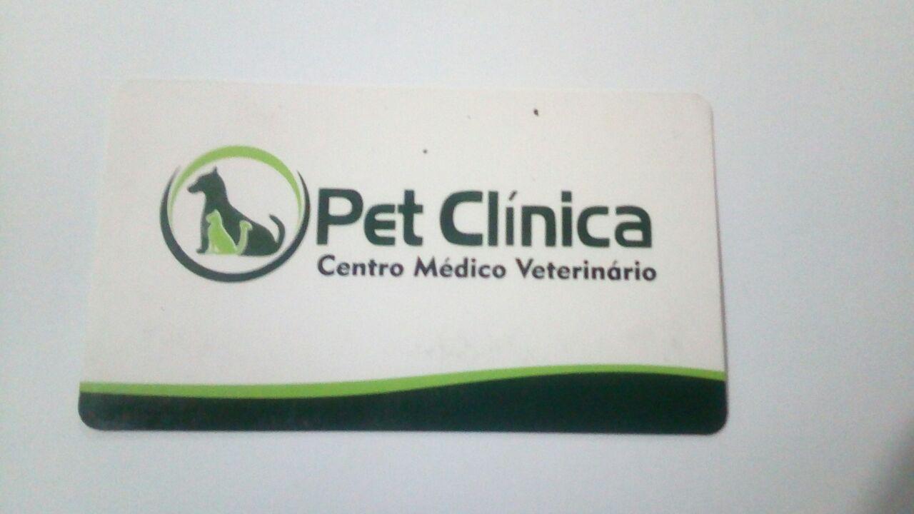 PET CLÍNICA - CENTRO MÉIDO VETERINÁRIO