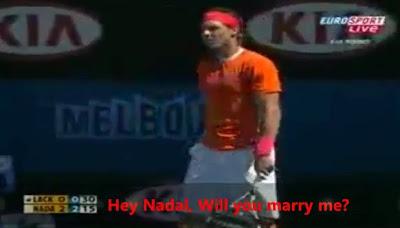 プロテニスプレーヤー