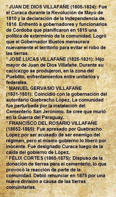 DINASTÍA DE LOS VILLAFAÑE (1805-1875)