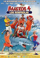 Bañeros 4: Los rompeolas (2014) [Latino]