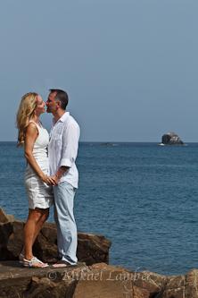 Mikael Lamber The Wedding Of Julie Jody Sandals Grande St Lucia