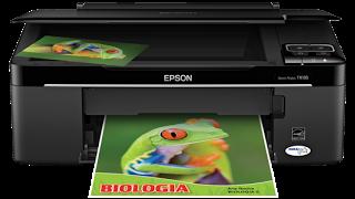 epson stylus tx135 printer reset